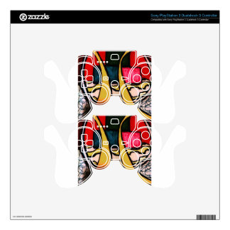 Execute the Meta Mind at the Prompt PS3 Controller Skin