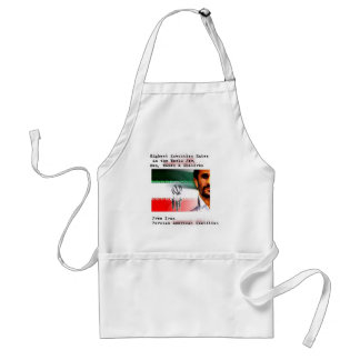 Execution in Iran Adult Apron