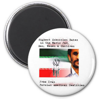 Execution in Iran Magnet