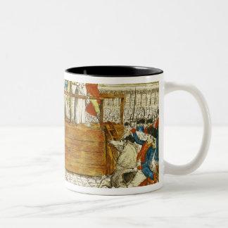 Execution of Marie-Antoinette Coffee Mug