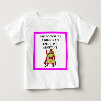 executive assistant baby T-Shirt