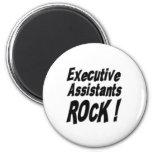 Executive Assistants Rock! Magnet