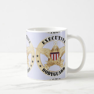 EXECUTIVE BODYGUARD COFFEE MUG