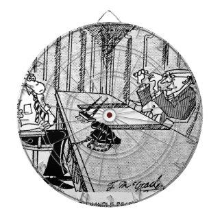 Executive Cartoon 6250 Dart Board