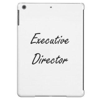 Executive Director Artistic Job Design Case For iPad Air