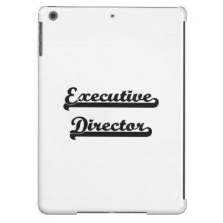 Executive Director Classic Job Design Cover For iPad Air