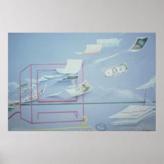 Executive Money I Poster