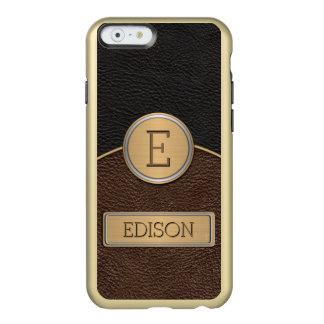 Executive Monogram Name Template Incipio Feather Shine iPhone 6 Case