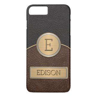 Executive Monogram Name Template iPhone 8 Plus/7 Plus Case