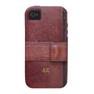 Executive Organizer Effect iPhone 4/4S Tough Case-Mate iPhone 4 Cover at Zazzle