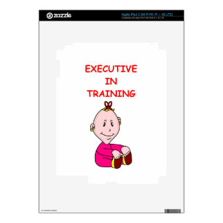 executive decals for iPad 3