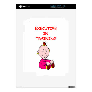 executive decals for iPad 2