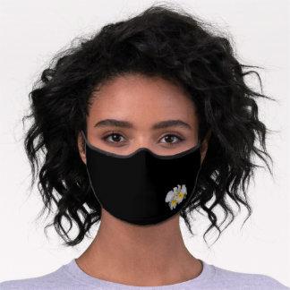 Executive Women's Pair Orchids Premium Face Mask