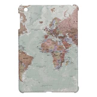 Executive World Map iPad Mini Cases