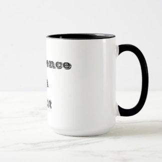 Exellence es un diseño inspirado de la taza del