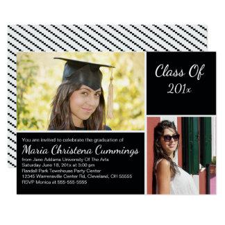 Exemplar Scholar Graduation Party Invitation