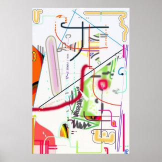 Exemplified Kandinsky 1.1 Poster