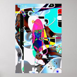 Exemplified Kandinsky 1.3 Poster