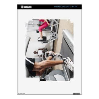 Exercise 2 iPad 3 decals