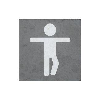 Exercise Alternates Minimal Stone Magnet