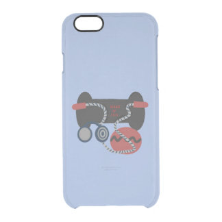 Exercise and Fitness Equipment iPhone Case