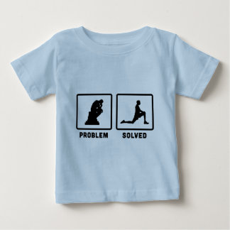 Exercise Baby T-Shirt