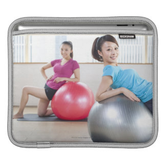 Exercise Balls Sleeve For iPads