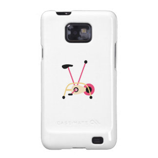 Exercise Bike Galaxy S2 Cover