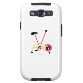Exercise Bike Samsung Galaxy SIII Cases