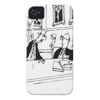 Exercise Cartoon 5311 iPhone 4 Case