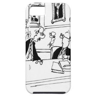 Exercise Cartoon 5311 iPhone SE/5/5s Case