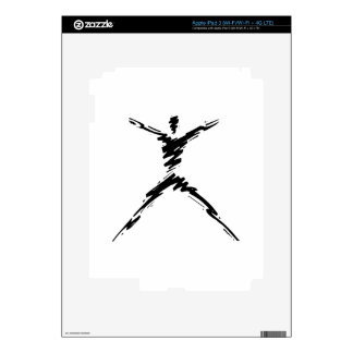 Exercise Decal For iPad 3