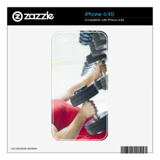 Exercise Decal For iPhone 4S