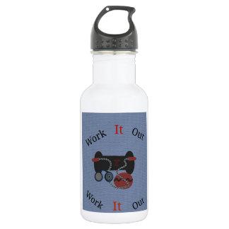 Exercise Equipment 18 oz. Water Bottle