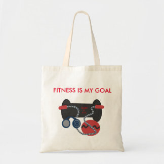 Exercise Equipment Budget Tote