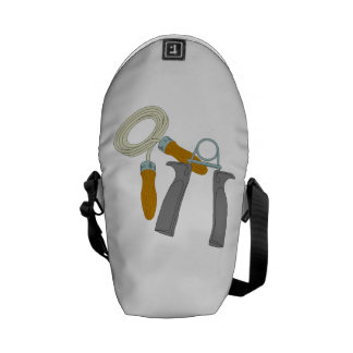 Exercise Equipment Courier Bag