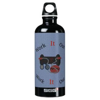 Exercise Equipment Water Bottle