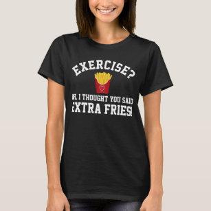 d9ad16917e7 French Fries T-Shirts - T-Shirt Design   Printing   Zazzle