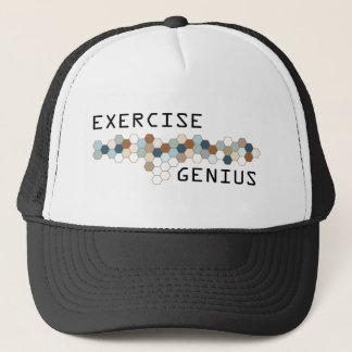 Exercise Genius Trucker Hat