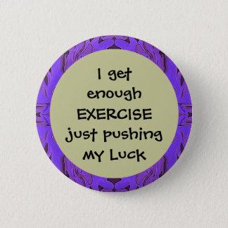 exercise humor button