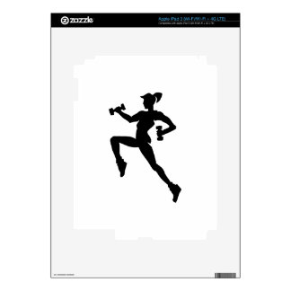 Exercise iPad 3 Decal