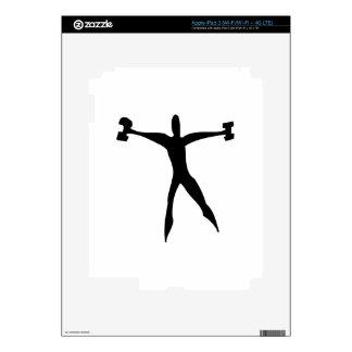 Exercise iPad 3 Decals