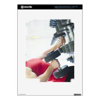 Exercise iPad 3 Skin