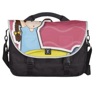 Exercise Laptop Commuter Bag