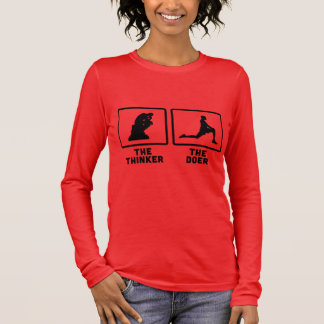 Exercise Long Sleeve T-Shirt