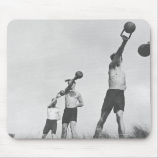 Exercise Mouse Pad