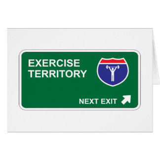Exercise Next Exit Card