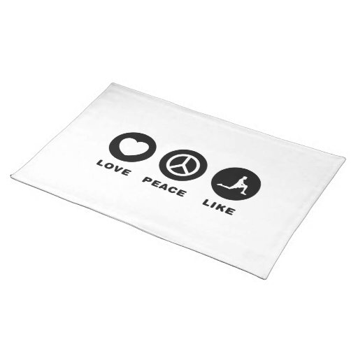 Exercise Placemats