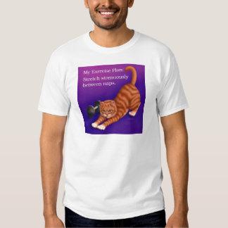 Exercise Plan T Shirt