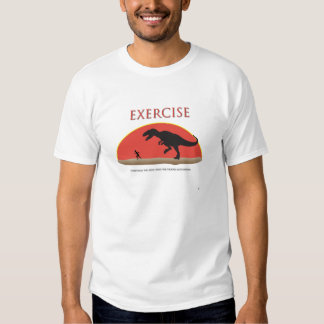 Exercise - Proper Motivation T-shirt
